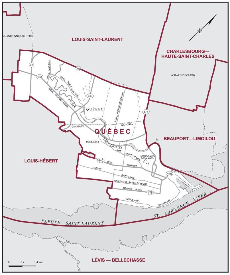 Fédéral Québec