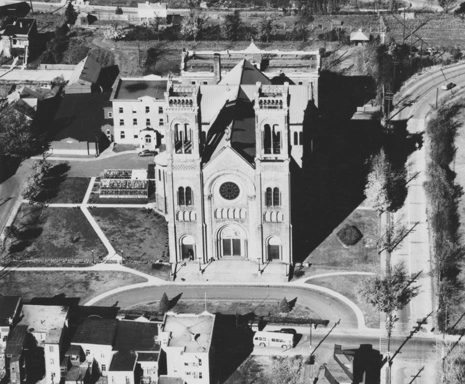 Église Saint-Sacrement
